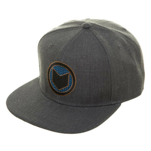 Marvel's Avengers: Endgame - Hawkeye Embroidered Logo Snapback Hat