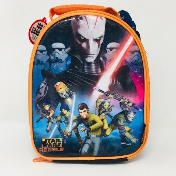 Star Wars Rebels Dome Lunch Bag - Kryptonite Character Store