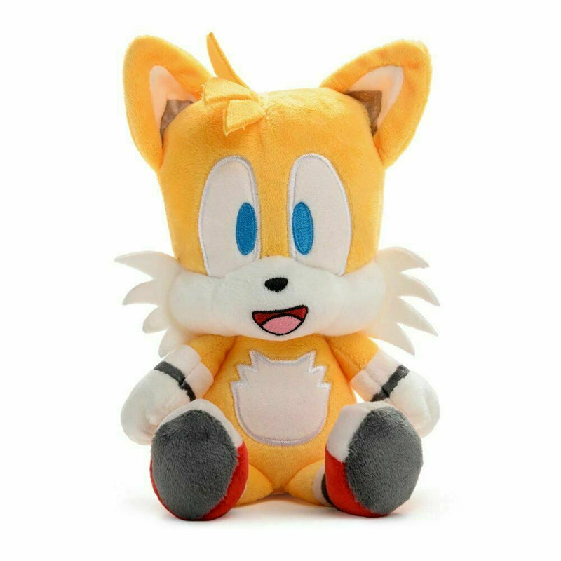 Phunny Sonic The Hedgehog Tails Plush 8in