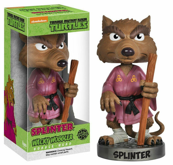 Teenage Mutant Ninja Turtles - Splinter Bobble Head