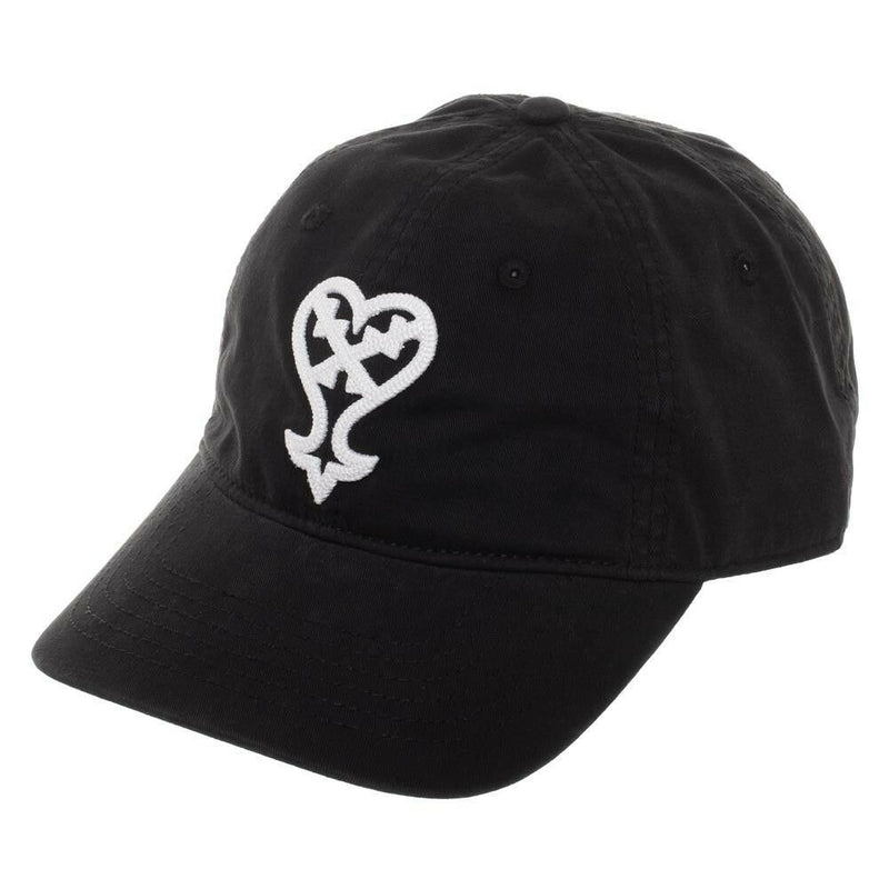 KINGDOM HEART HEARTLESS LOGO HAT - Kryptonite Character Store