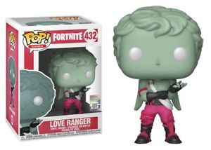 Fortnite Love Ranger Pop Vinyl Figure - Kryptonite Character Store