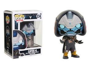 Destiny Cayde-6 Pop Vinyl Figure - Kryptonite Character Store