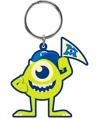 The Monsters Mike Wazovski Keychain - Kryptonite Character Store