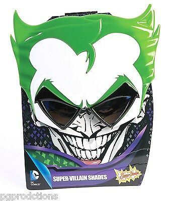 DC Comics Joker - Sunglasses Costume - Kryptonite Character Store