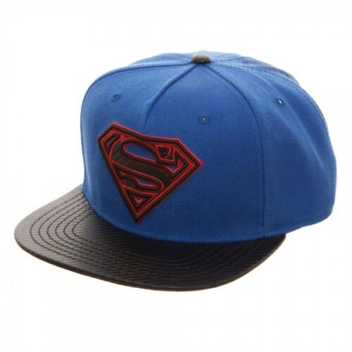 Superman Carbon Fiber Hat - Kryptonite Character Store