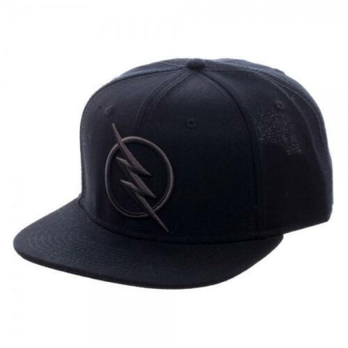DC Comics Zoom Flash Logo Snapback - Kryptonite Character Store