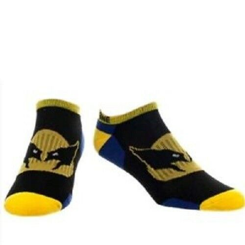 Wolverine One Pair Ankle Socks - Kryptonite Character Store
