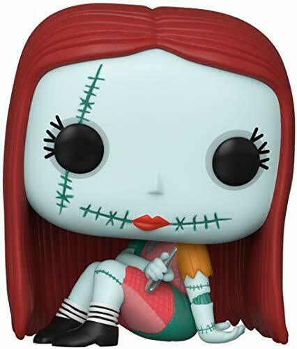 Funko Pop Disney The Nightmare Before Christmas: Sally Sewing Figure