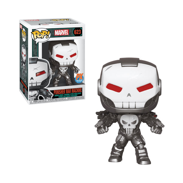 Funko Pop! Marvel: Punisher War Machine PX Exclusive Vinyl Figure