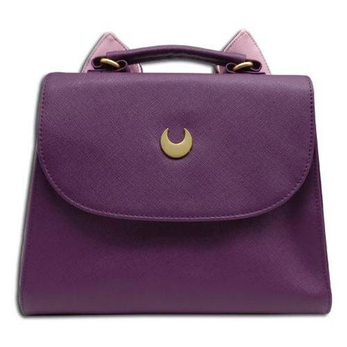 Sailor Moon Luna Ears Handbag Purse-Kryptonite Character Store