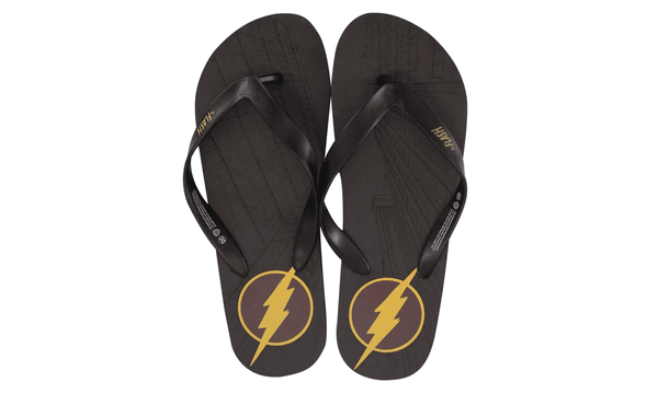 DC Flash Symbol Flip Flops