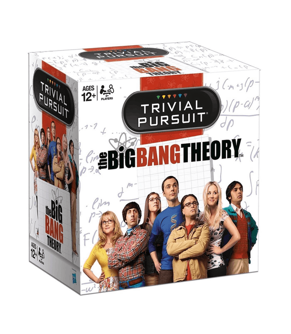 The Big Bang Theory Trivial Pursuit Game - Kryptonite Character Store