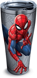 Tervis Marvel Man Spider Web Stainless Steel Insulated Tumbler with Lid