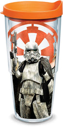 Star Wars Story Troopers Insulated Tumbler  24 oz- Kryptonite Character Store