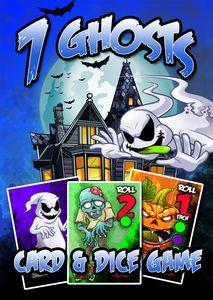 Buddypal Games 7 Ghosts Game