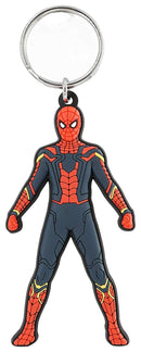 Marvel - Avengers Spider Man Soft Touch Key Ring, Multi Color - Kryptonite Character Store