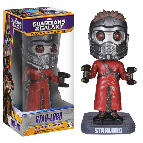 Guardians of the Galaxy - Star Lord Bobble Head