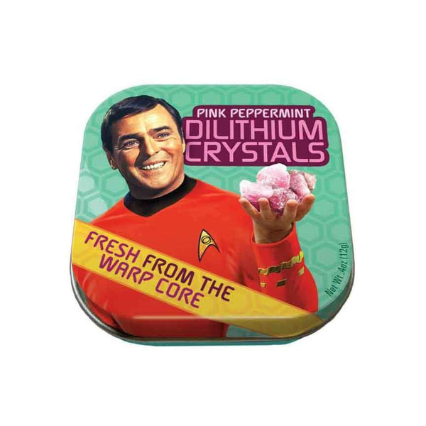 Star Trek Peppermint Dilithium Crystals Mints