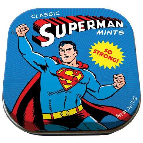 Classic Superman Mints