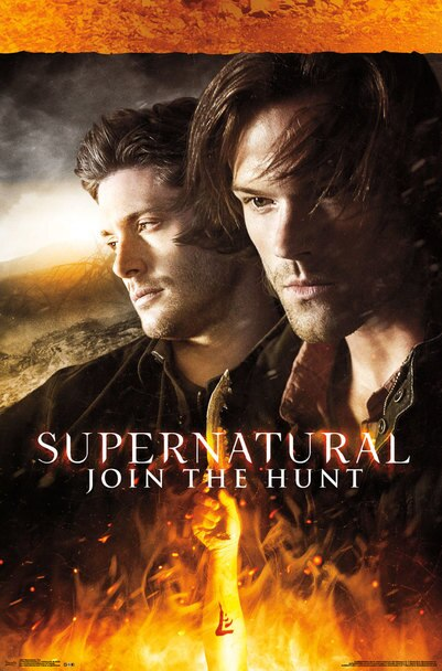 Supernatural Fire Join The Hunt - Kryptonite Character Store