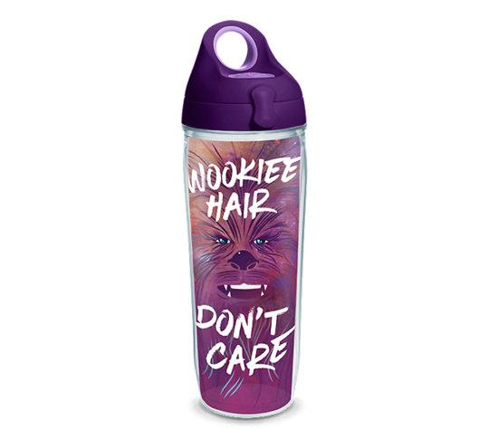 "Star Wars ""Wookiee Hair Don't Care"" 24 oz. Tervis Water Bottle"
