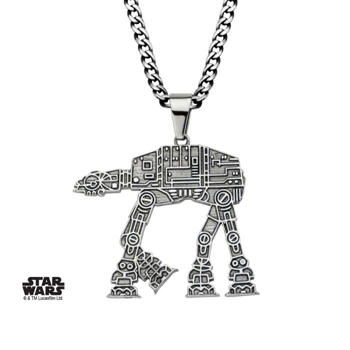 Star Wars At-At Walker Pendant with Chain