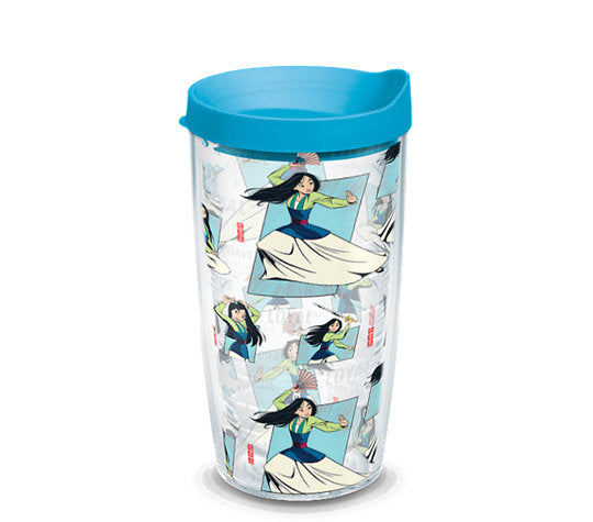 Tervis Disney - Mulan Collage 16oz Tumbler