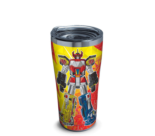 Power Rangers™: Megazord 20 oz. Tervis Stainless Steel Tumbler