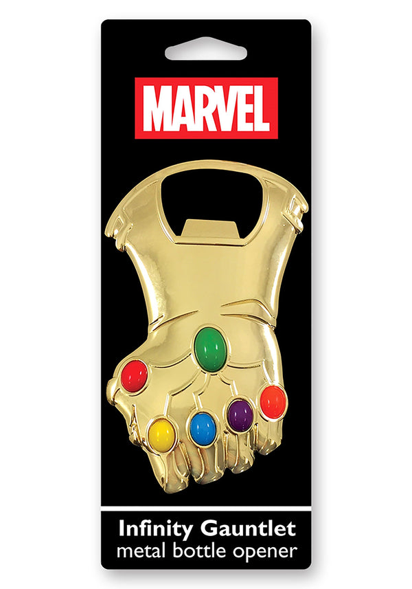 "Thanos ""Infinity Gauntlet"" Bottle Opener - Kryptonite Character Store"