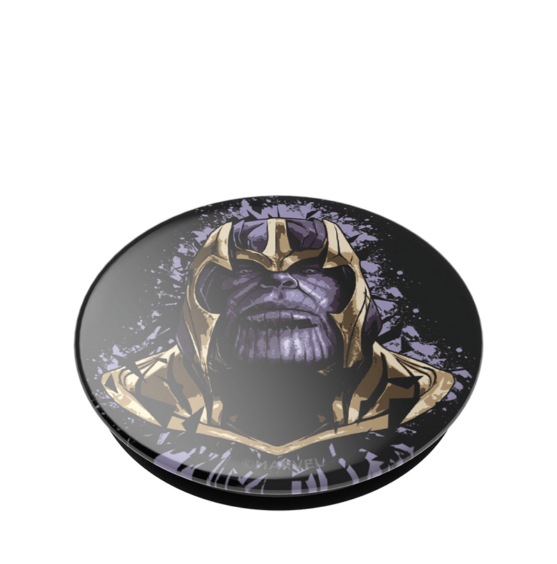 PopSocket - Marvel - Thanos Armor in Glossy Print