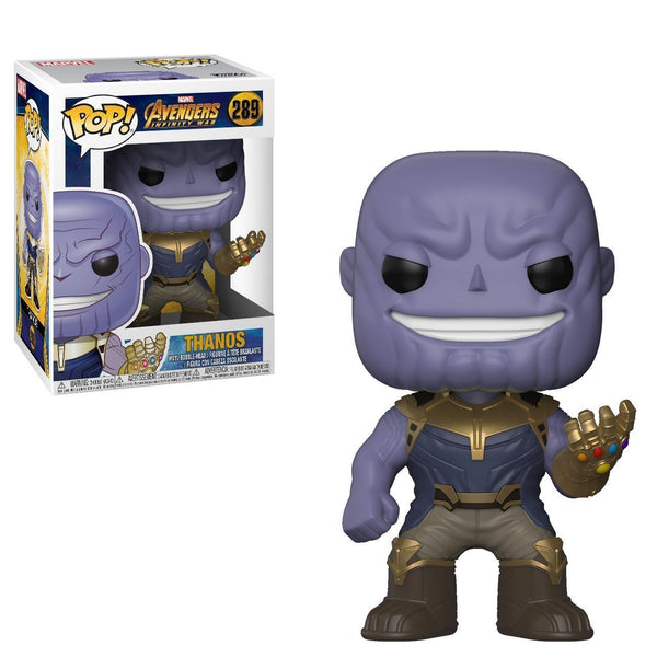 Pop Marvel: Avengers Infinity War - Thanos