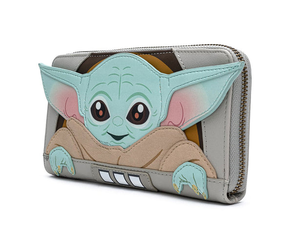 Loungefly Star Wars Mandalorian The Child Wallet