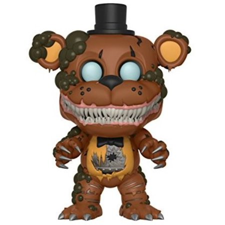 FUNKO POP! BOOKS: Five Nights At FreddyS- Twisted Freddy - Kryptonite Character Store