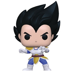 POP! Animation: Dragonball Z - Vegeta (S6) - Kryptonite Character Store