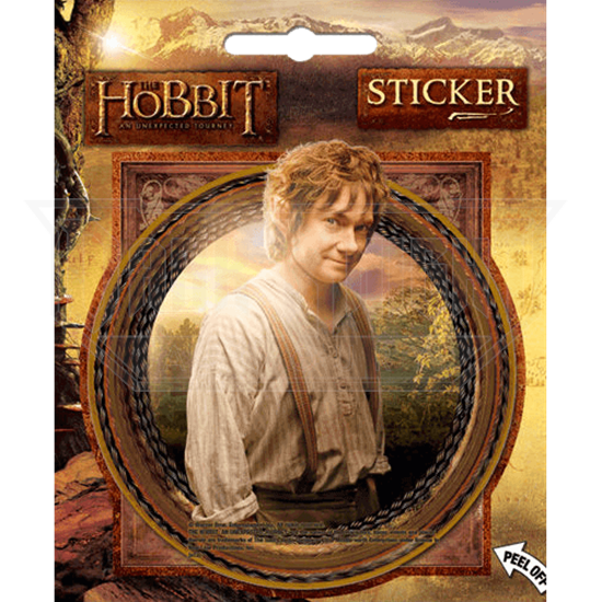 the hobbit stickers