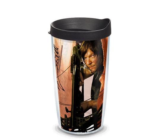 "The Walking Dead: ""If Daryl Dies, We Riot!"" 16 oz. Tervis Tumbler"