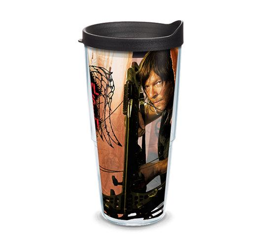 "The Walking Dead: ""If Daryl Dies, We Riot!"" 24 oz. Tervis Tumbler"