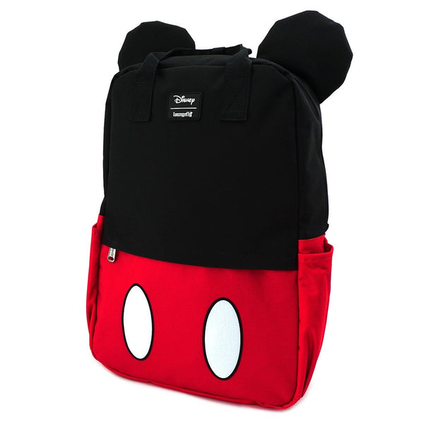 Mickey Mouse Cosplay Square Backpack Loungefly