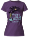 We're all Mad Here Alice in Wonderland Juniors T-shirt