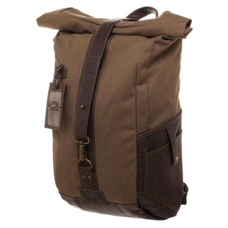 Westworld - Roll Top Durable Backpack