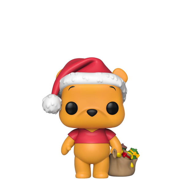 Pop Disney: Holiday - Winnie The Pooh - Kryptonite Character Store