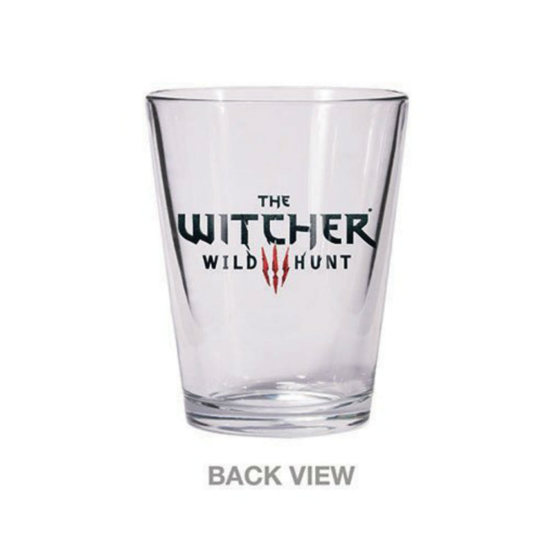 The Witcher 3: Wild Hunt: Shot Glass Set - 3 pieces