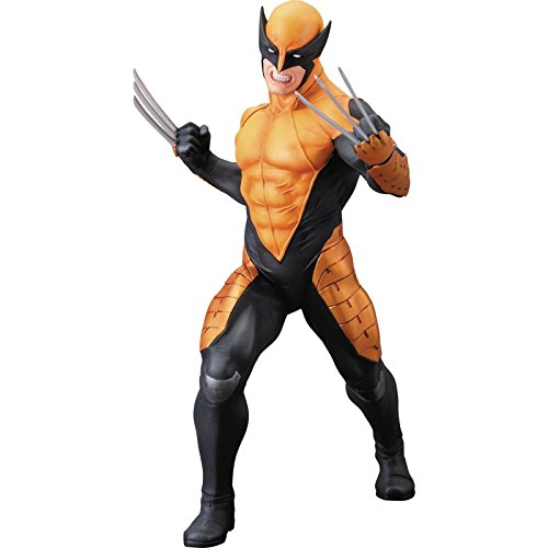 Marvel Now! Wolverine ArtFX+ Statue