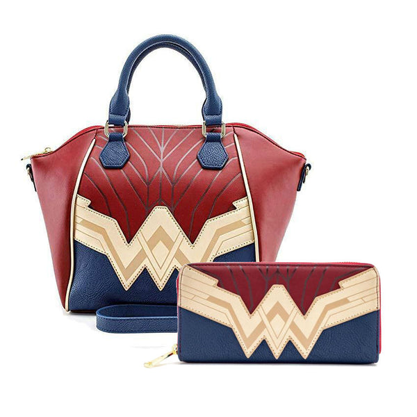 DC Wonder Woman - Purse and Wallet Set