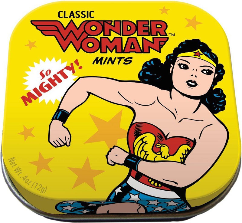 Classic Wonder Woman Mints - Kryptonite Character Store