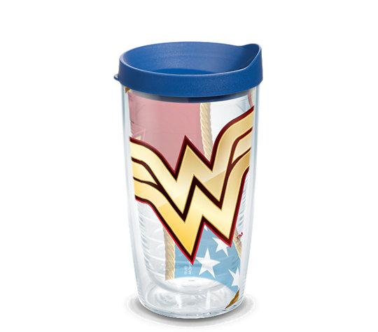 DC: Wonder Woman 16 oz. Tervis Tumbler- Kryptonite Character Store