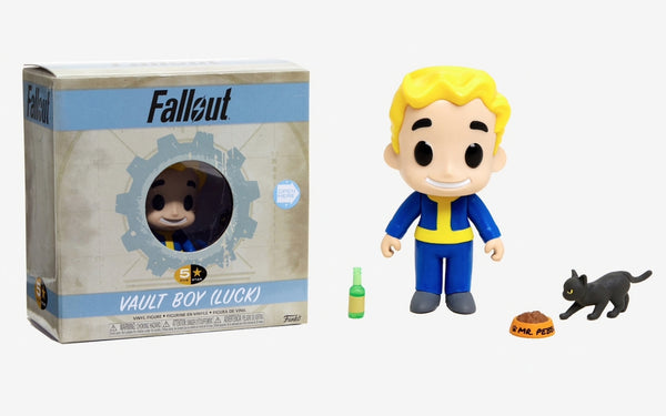 Fallout - Vault Boy (Luck) Vinyl Figure - Kryptonite Character Store