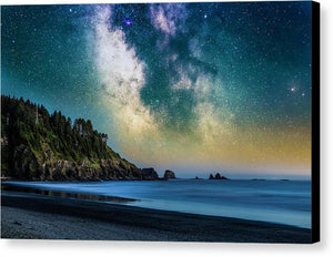 One Hundred Million Sunsets - Canvas Print