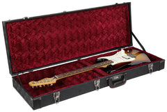 Skull Series Guitar Case  w/Red Velvet Interior
